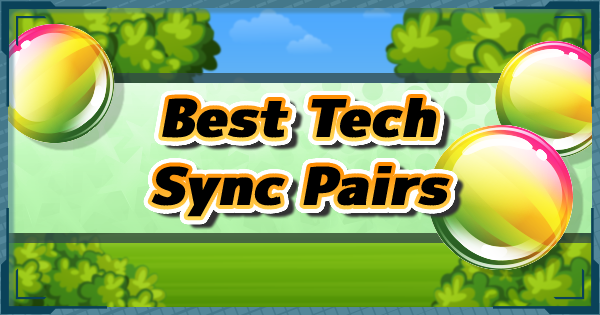 Pokemon Masters | Tech Sync Pairs List - GameWith
