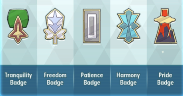Pokemon Masters | What Are PML Badges & How to Get - GameWith