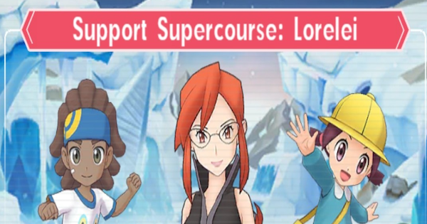 Pokemon Masters | Strike Supercourse: Lorelei - How to Beat (Very Hard) - GameWith