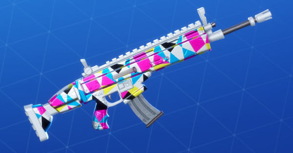 Fortnite | CHROMATIC (CHROMATIC Guide) - GameWith