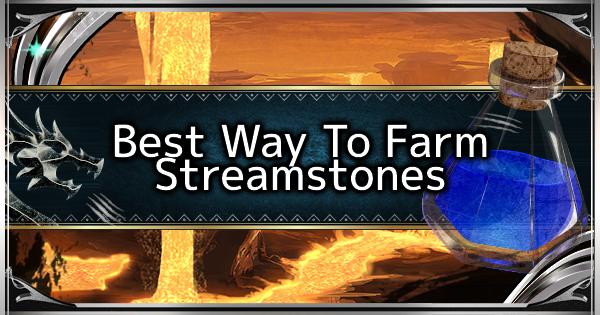 Streamstone Farming & Usage Guide - MHW: ICEBORNE