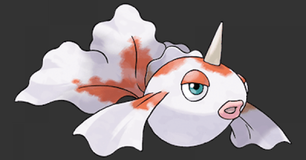Pokemon Let's Go | Goldeen - Stats, Moves, Evolution & Locations | Pikachu / Eevee - GameWith