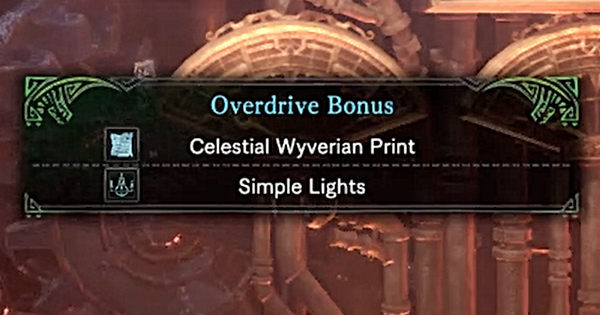 MHW: ICEBORNE | How to Get Celestial Wyverian Prints - GameWith