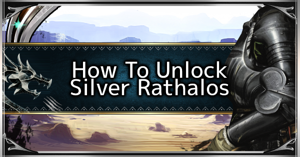 MHW: ICEBORNE | How To Unlock Silver Rathalos - GameWith
