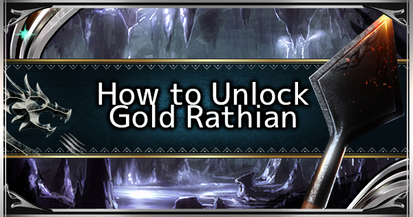 MHW: ICEBORNE | How To Unlock Gold Rathian - GameWith