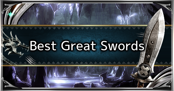 MHW: ICEBORNE | Great Sword - Best Endgame Weapon Tier List - GameWith