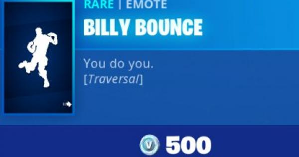 Fortnite | BILLY BOUNCE Emote - How To Get - GameWith
