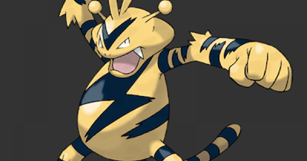 Pokemon Let's Go   Electabuzz - Stats, Moves, Evolution & Locations   Pikachu / Eevee - GameWith