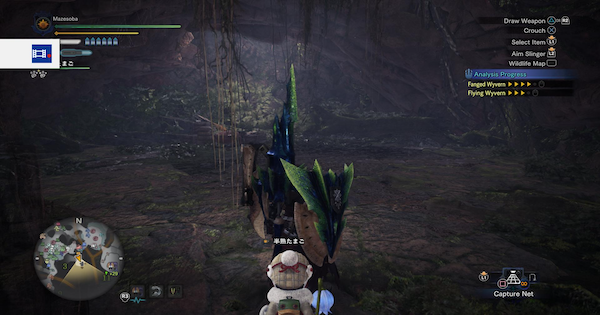 MHW: ICEBORNE   The Guiding Lands - Camp Location - GameWith