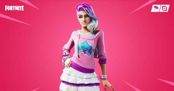 Fortnite | STARLIE Skin - Set & Styles - GameWith