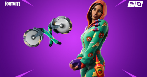 Fortnite | PJ PEPPERONI Skin - Set & Styles - GameWith