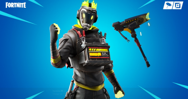 Fortnite | HOTWIRE Skin - Set & Styles - GameWith