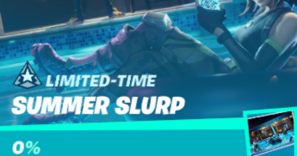 Fortnite | Summer Slurp Mission List  - GameWith