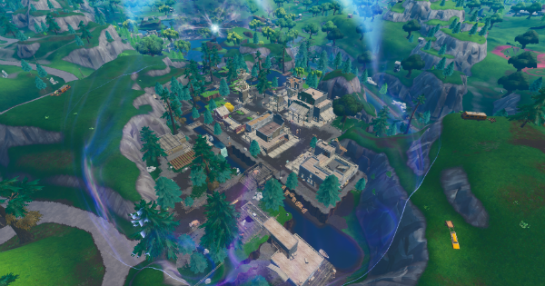 Fortnite | Rift Zone Locations (Week 7) - GameWith