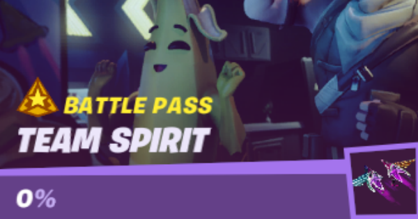 Fortnite | Team Spirit Mission List - GameWith