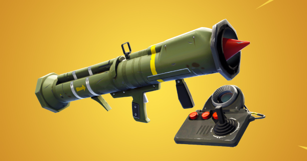 Fortnite | Guided Missile - Damage & Stats - GameWith