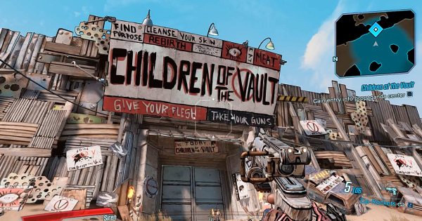 Children of the Vault - Story Mission Walkthrough | Borderlands 3 - GameWith