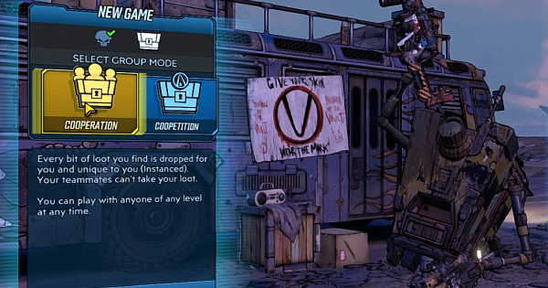 【Borderlands 3】Difference Between Cooperation & Coopetition Group Mode【BL3】 - GameWith