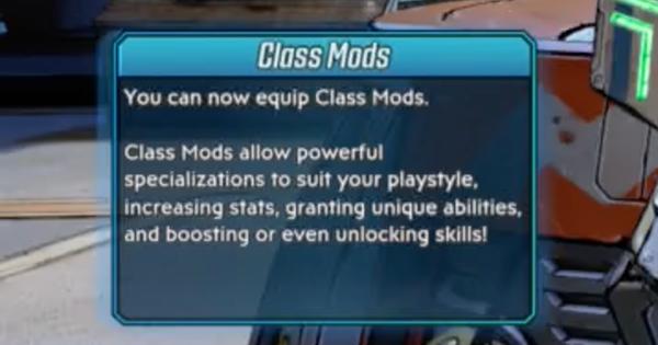 Borderlands 3 | Class Mods - How To Equip & Unlock | BL3