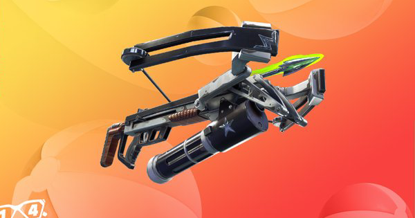 Fortnite | Crossbow - Damage & Stats - GameWith