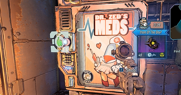 All Vending Machine Types | Borderlands 3 - GameWith