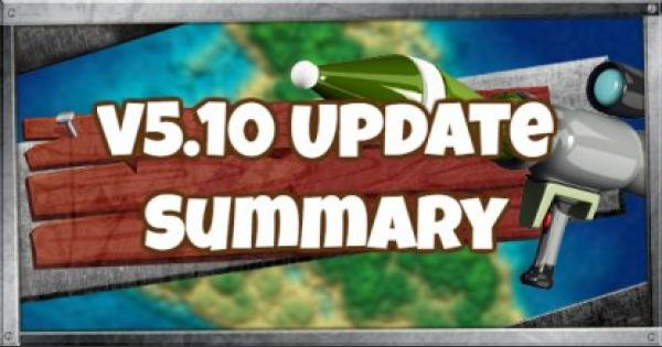 Fortnite | v5.10 Update Patch Note Summary - July 31, 2018 - GameWith