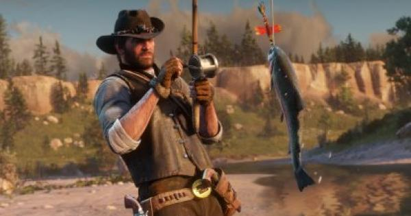 RDR2 | Fishing Tips & Tricks: Legendary Fish Locations | Red Dead Redemption 2
