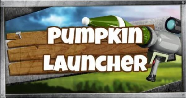 Fortnite | Halloween Pumpkin Rocket Launcher - Info and Features - GameWith