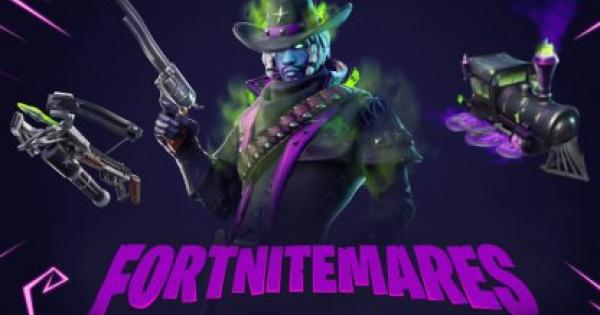 Fortnite | Fortnitemares Challenge List & Guide - GameWith