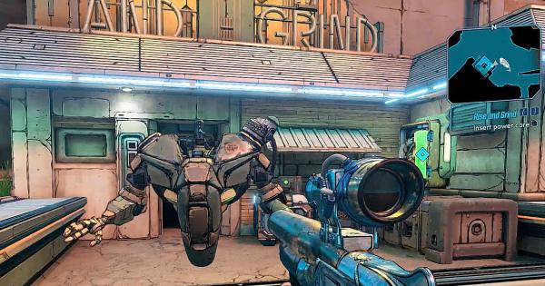 Rise and Grind - Side Mission Walkthrough | Borderlands 3 - GameWith