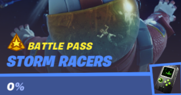 Fortnite | Storm Racers Mission List - GameWith