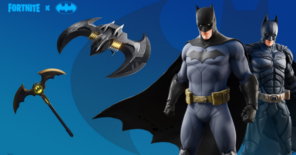 Fortnite | BATMAN COMIC BOOK OUTFIT Skin - Set & Styles - GameWith