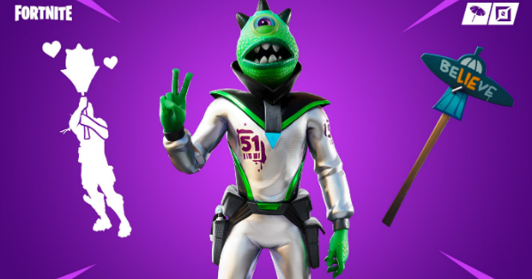 Fortnite | ZORGOTON Skin - Set & Styles - GameWith
