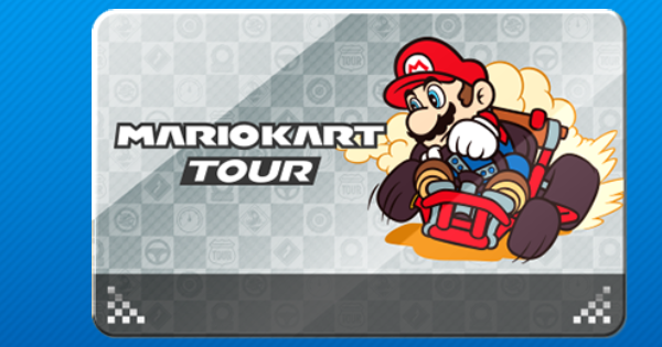 Mario Kart Tour | How To Create Nintendo Account (Registration Card)