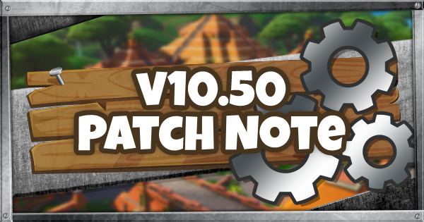 Fortnite | 10.50 Patch Notes (10.50 Patch Notes Guide)