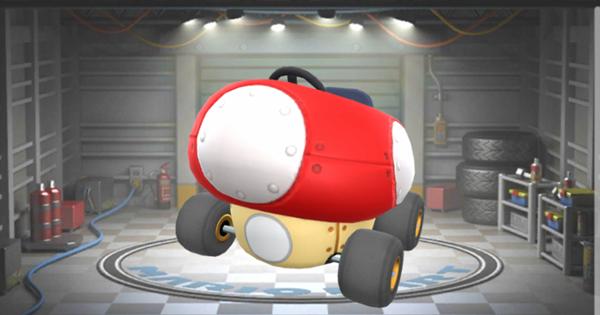 Mario Kart Tour | Mushmellow - Skill, Special Skill & Course