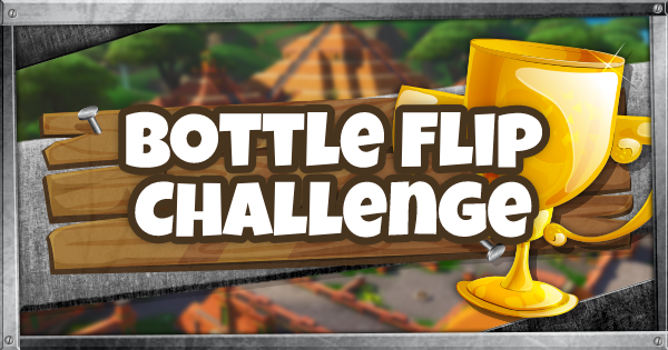 Fortnite | Land A Bottle Flip - GameWith