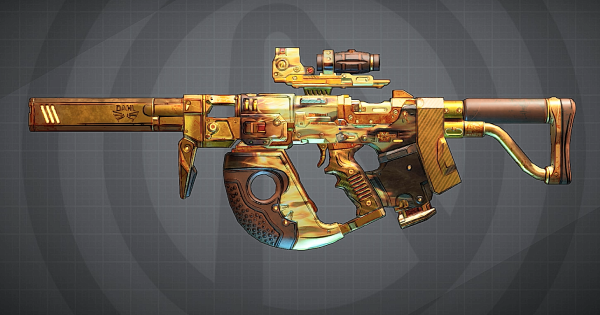 Hellfire Legendary SMG - How to Get & Stats | Borderlands 3 - GameWith