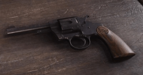 RDR2 | DOUBLE-ACTION REVOLVER - Stats & Customization | Red Dead Redemption 2