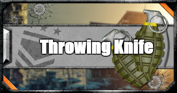 Warzone | Throwing Knife - Lethal Guide | Call of Duty Modern Warfare - GameWith