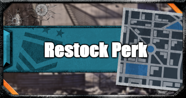 CoD: MW 2019 | Restock Perk Guide | Call of Duty: Modern Warfare