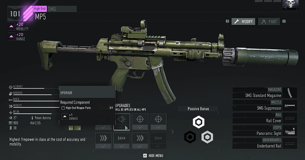 Ghost Recon Breakpoint | How To Upgrade Weapons - Gunsmith Guide