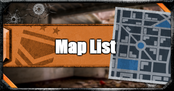All Maps List