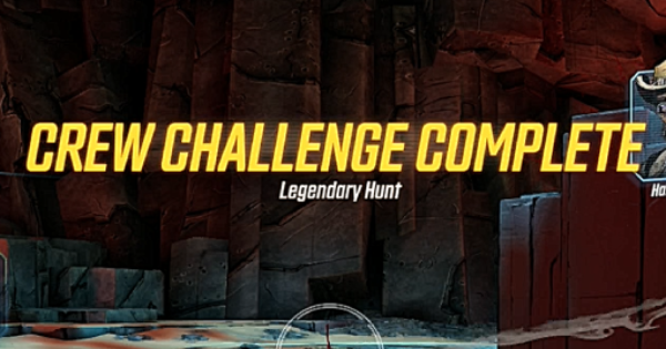 【Borderlands 3】Legendary Hunt Challenge - Location & Guide【BL3】 - GameWith