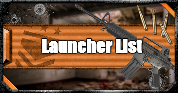 Warzone | All Launchers - Weapon List & Traits | Call of Duty Modern Warfare - GameWith