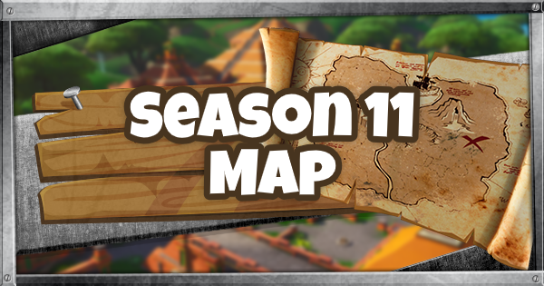 Fortnite | Chapter 2 Season 1 Map - GameWith