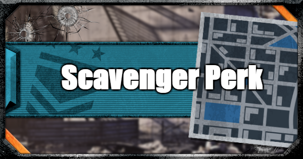 Warzone | Scavenger Perk Guide | Call of Duty Modern Warfare - GameWith