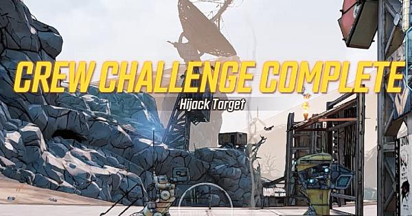 Hijack Target Challenge - Location & Guide | Borderlands 3 - GameWith