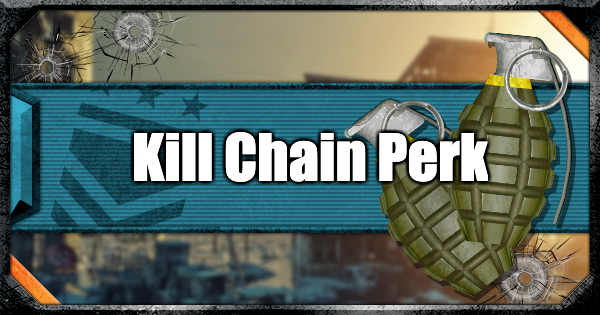 CoD: MW 2019 | Kill Chain Perk Guide | Call of Duty: Modern Warfare