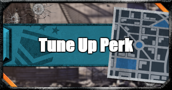 【Warzone】Tune Up Perk Guide【Call of Duty Modern Warfare】 - GameWith